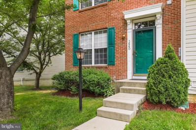 3660 Mansfield Place, Waldorf, MD 20602 - MLS#: 1001949540
