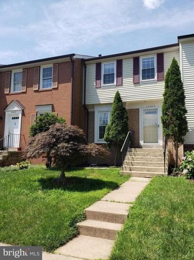 14345 Little Rocky Mountain Court, Centreville, VA 20120 - MLS#: 1001950214