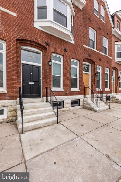 327 20TH Street, Baltimore, MD 21218 - MLS#: 1001953168