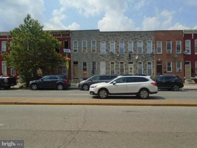 2034 Wilkens Avenue, Baltimore, MD 21223 - MLS#: 1001954466