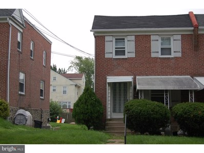 3834 Marshall Road, Drexel Hill, PA 19026 - #: 1001954584