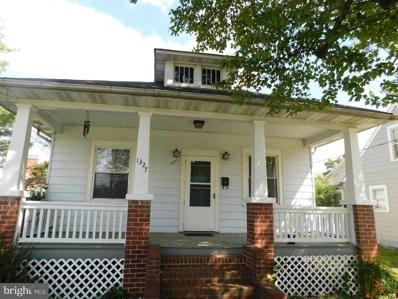 1327 Hanover Street, Fredericksburg, VA 22401 - MLS#: 1001954726