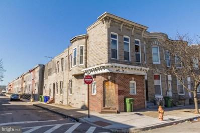 1118 Carey Street S, Baltimore, MD 21223 - #: 1001955256