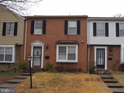 1650 Forest Park Drive, District Heights, MD 20747 - MLS#: 1001956266