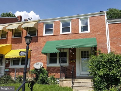 5607 Clearspring Road, Baltimore, MD 21212 - #: 1001956432