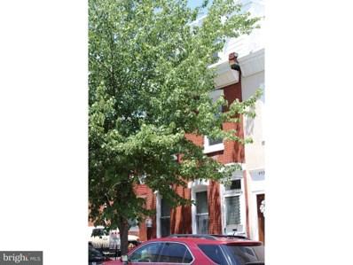 4527 Wilde Street, Philadelphia, PA 19127 - #: 1001956952