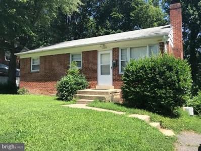 1606 Frances Drive, Woodbridge, VA 22191 - MLS#: 1001960958