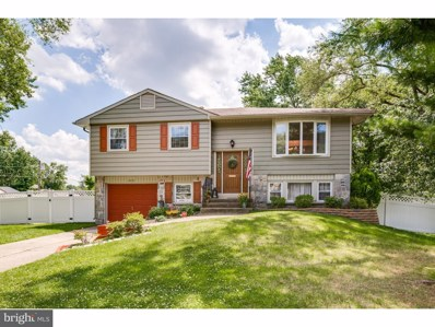 2814 Burgundy Drive, Cinnaminson, NJ 08077 - MLS#: 1001961050