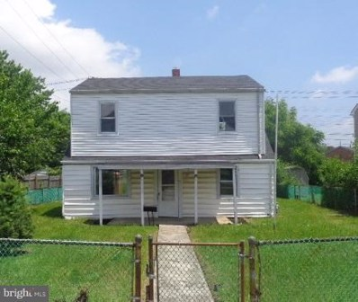 3609 Sollers Point Road, Dundalk, MD 21222 - MLS#: 1001961240