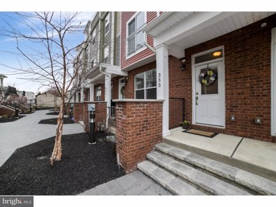 353 W 7TH Avenue, Conshohocken, PA 19428 - MLS#: 1001961300
