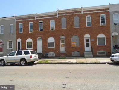 2033 Eagle Street, Baltimore, MD 21223 - MLS#: 1001961592