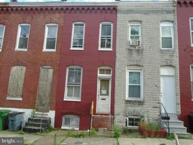 1405 Kuper Street, Baltimore, MD 21223 - MLS#: 1001961744