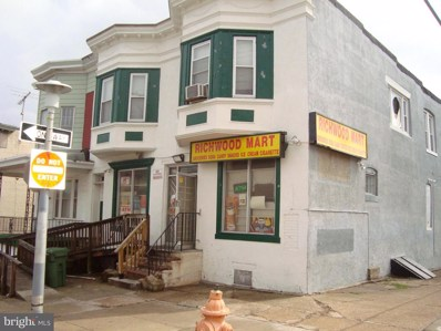 601 Richwood Avenue, Baltimore, MD 21212 - #: 1001961976