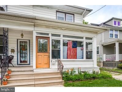 126 Washington Avenue, Collingswood, NJ 08108 - MLS#: 1001962920