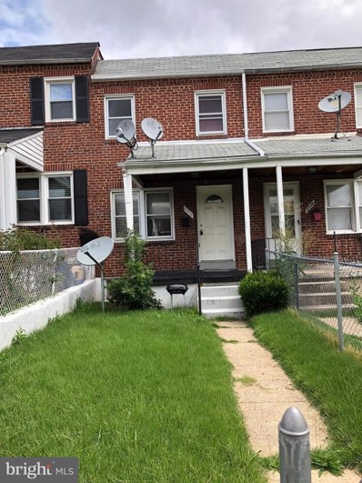 2916 Kingsley Street, Baltimore, MD 21223 - #: 1001963258