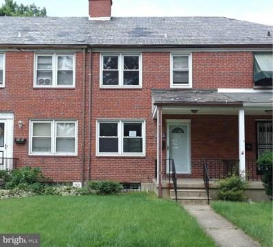 3910 Tivoly Avenue, Baltimore, MD 21218 - MLS#: 1001963854