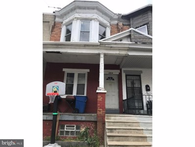 1414 S Allison Street, Philadelphia, PA 19143 - MLS#: 1001963866