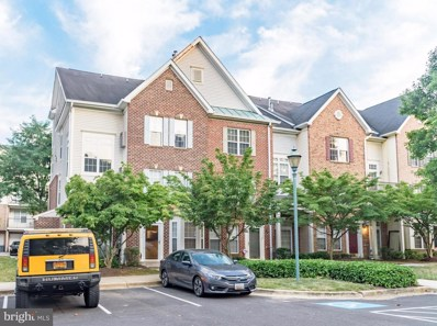 1722 Sycamore Heights Court UNIT 66, Bowie, MD 20721 - MLS#: 1001963946