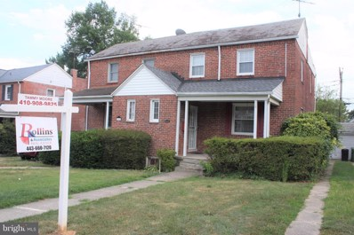 2913 Harview Avenue, Baltimore, MD 21234 - MLS#: 1001964272