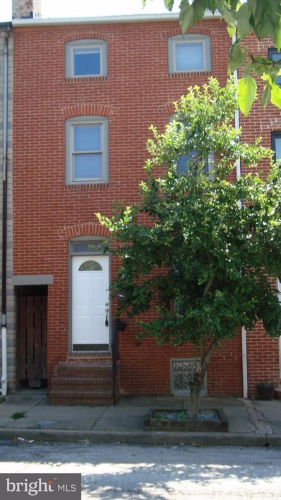 317 S. Wolfe Street, Baltimore, MD 21231 - #: 1001964398
