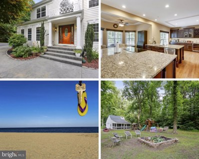 3155 Blue Heron Drive S, Chesapeake Beach, MD 20732 - #: 1001964604