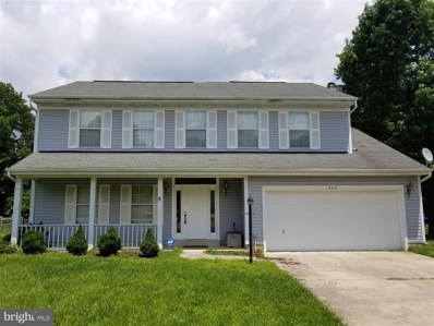 6017 Harbor Seal Court, Waldorf, MD 20603 - MLS#: 1001965690