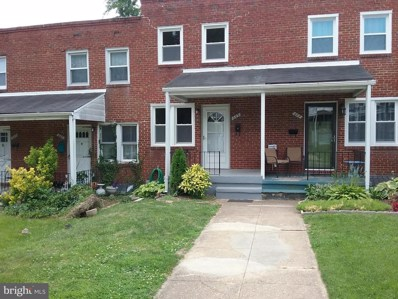 605 36TH Street W, Baltimore, MD 21211 - MLS#: 1001965826