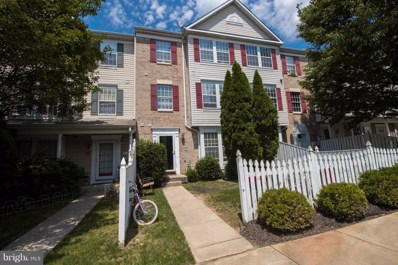 9204 Leigh Choice Court UNIT 4, Owings Mills, MD 21117 - #: 1001966236