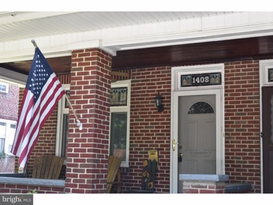 1408 Palm Street, Reading, PA 19604 - MLS#: 1001969000