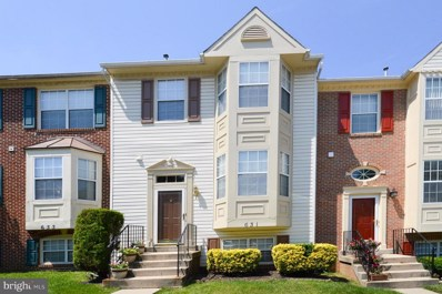 631 Evening Star Place, Bowie, MD 20721 - MLS#: 1001969242