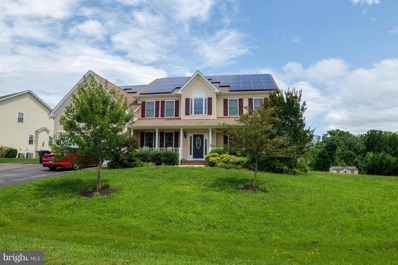 316 Bannister Court, Lusby, MD 20657 - #: 1001969326