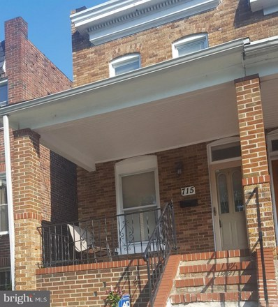 715 Argonne Drive, Baltimore, MD 21218 - MLS#: 1001969732