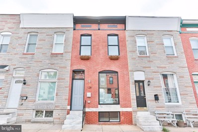 128 Bouldin Street S, Baltimore, MD 21224 - #: 1001970120