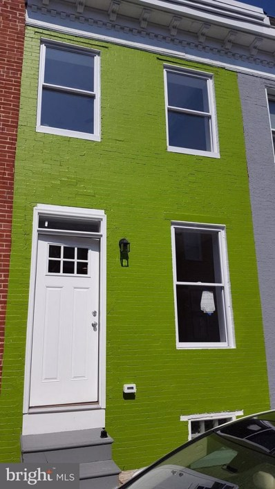 622 Archer Street, Baltimore, MD 21230 - #: 1001970396