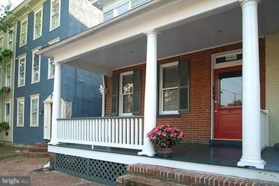 187 Duke Of Gloucester Street UNIT APT. #1, Annapolis, MD 21401 - MLS#: 1001970948