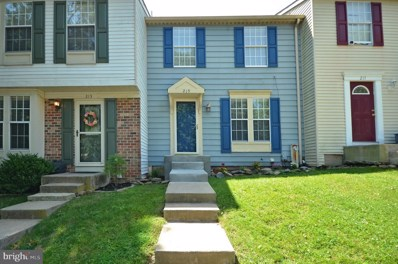 215 Ellerslie Court, Abingdon, MD 21009 - #: 1001971056