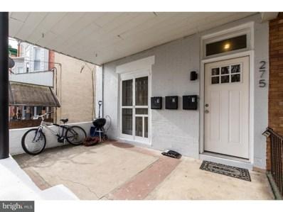 275 Rochelle Avenue UNIT 1, Philadelphia, PA 19128 - MLS#: 1001971270