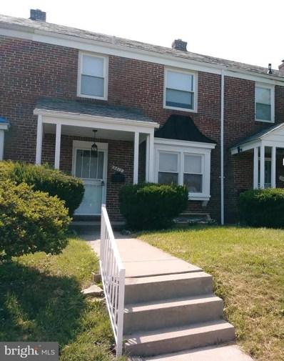 3812 Ednor Road, Baltimore, MD 21218 - MLS#: 1001971418