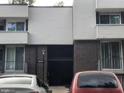 10242 Prince Place UNIT 20-207, Upper Marlboro, MD 20774 - MLS#: 1001972054