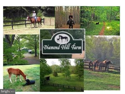 8326 Diamond Hill Road, Warrenton, VA 20186 - MLS#: 1001972334