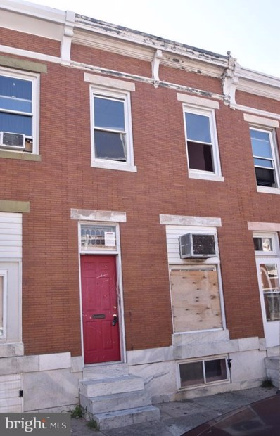 615 Potomac Street N, Baltimore, MD 21205 - MLS#: 1001973022