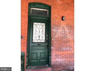 4028 Green Street, Philadelphia, PA 19104 - #: 1001973136