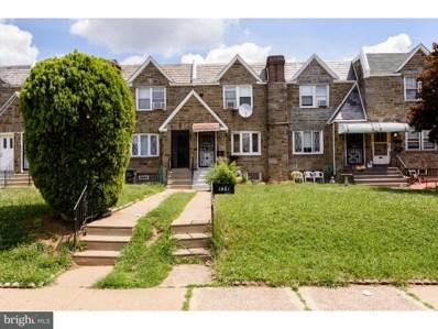1461 McKinley Street, Philadelphia, PA 19149 - MLS#: 1001973294