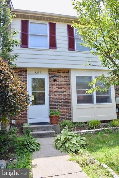 4225 Dunwood Terrace, Burtonsville, MD 20866 - MLS#: 1001973342