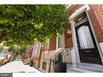 2518 E Norris Street, Philadelphia, PA 19125 - MLS#: 1001973676