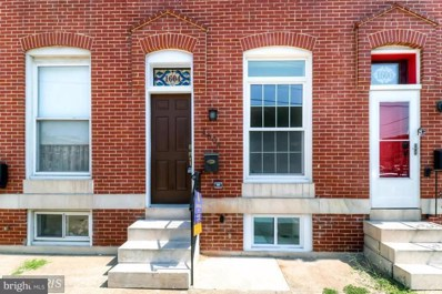 1604 Clement Street, Baltimore, MD 21230 - MLS#: 1001974152