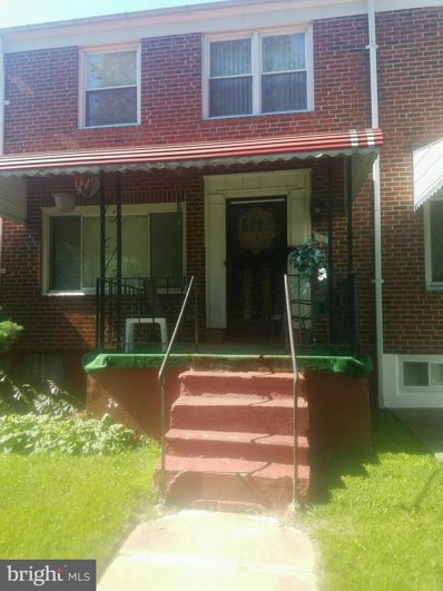 1661 Winford Road, Baltimore, MD 21239 - MLS#: 1001974446