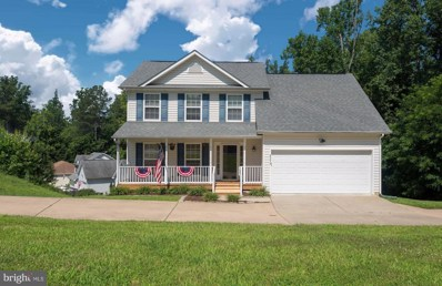 8296 Reagan Drive, King George, VA 22485 - #: 1001974966