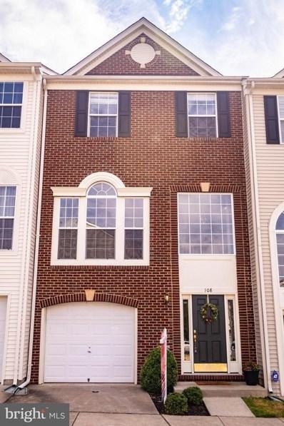 108 Blossom Lane, Stafford, VA 22554 - MLS#: 1001974988