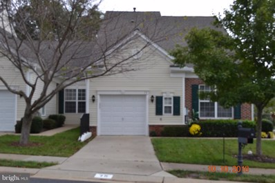 75 Legend Drive UNIT 75, Fredericksburg, VA 22406 - MLS#: 1001975276